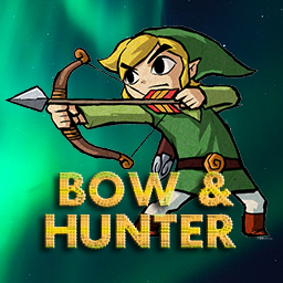 Bow And Hunter