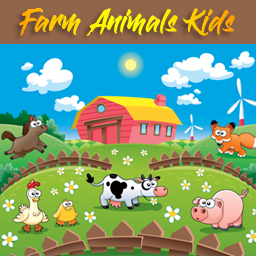 Farm Animals - Kids