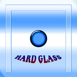 Hard Glass