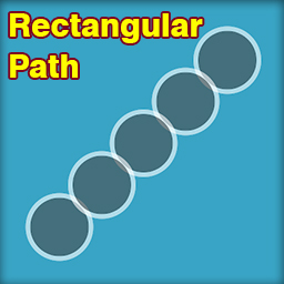 Rectangular Path